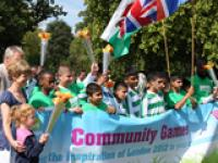 Community Games Up for a National Lottery Award