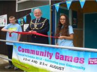 Community Games in Dunstable