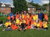 Salford Fair-Trade Sports Festival Finale