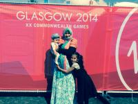 Winner's blog: Being inspired by the Commonwealth Games