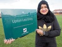 Congratulations Shaida Akbar – Get Berkshire Active Shining Light 2014