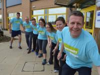 Lord Coe's thanks to volunteers bringing Olympic legacy to the hearts of communities