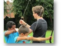 Foleshill Baptist Church and Community Games
